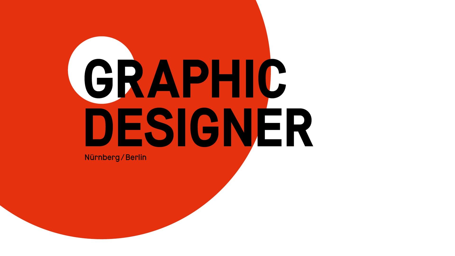 Graphic Designer (m/w/d)