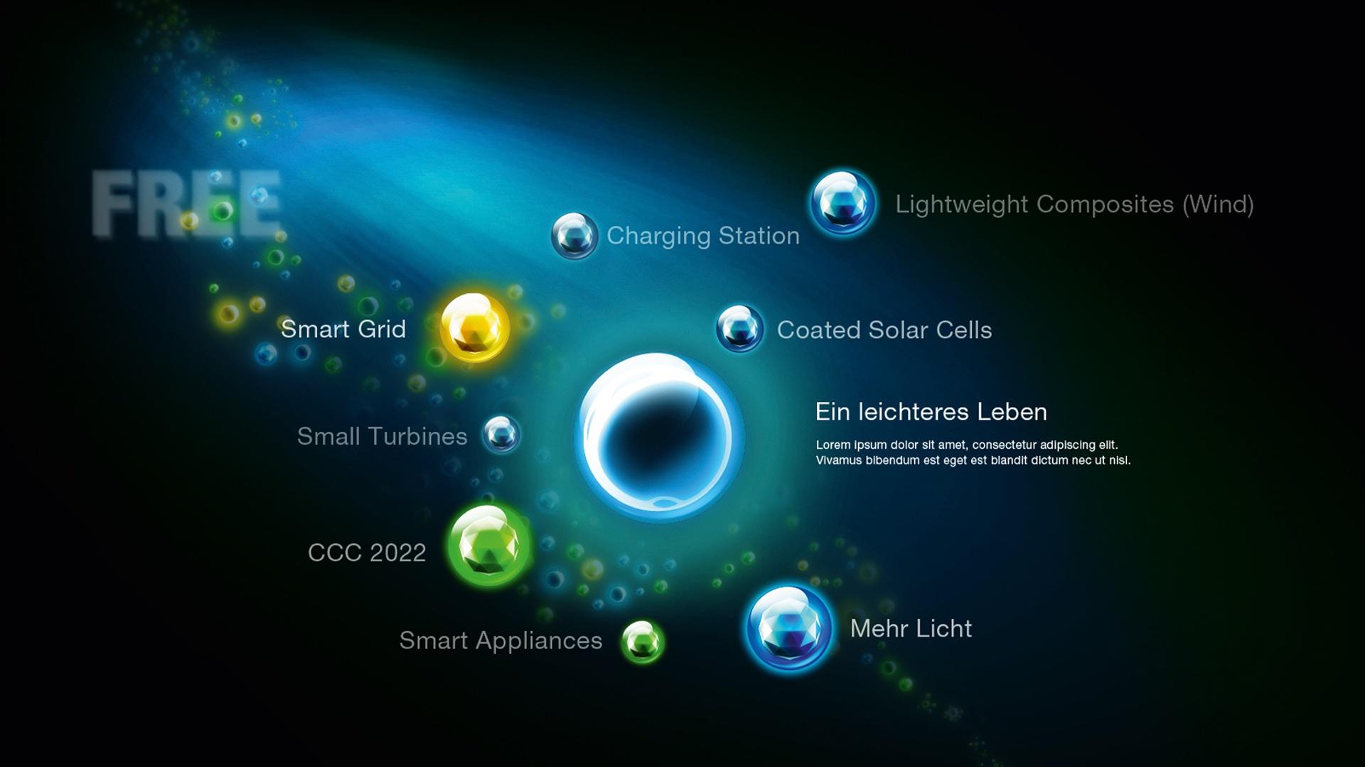 Bayer MaterialScience Messe K exploratives Design