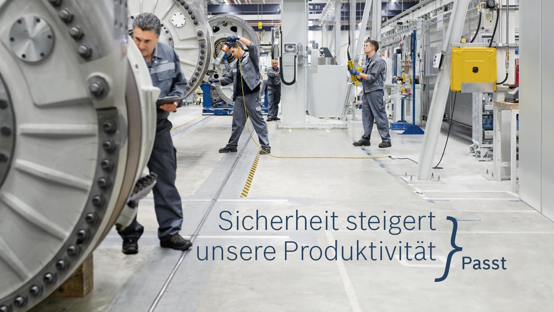 Passt Kampagne Bosch Rexroth