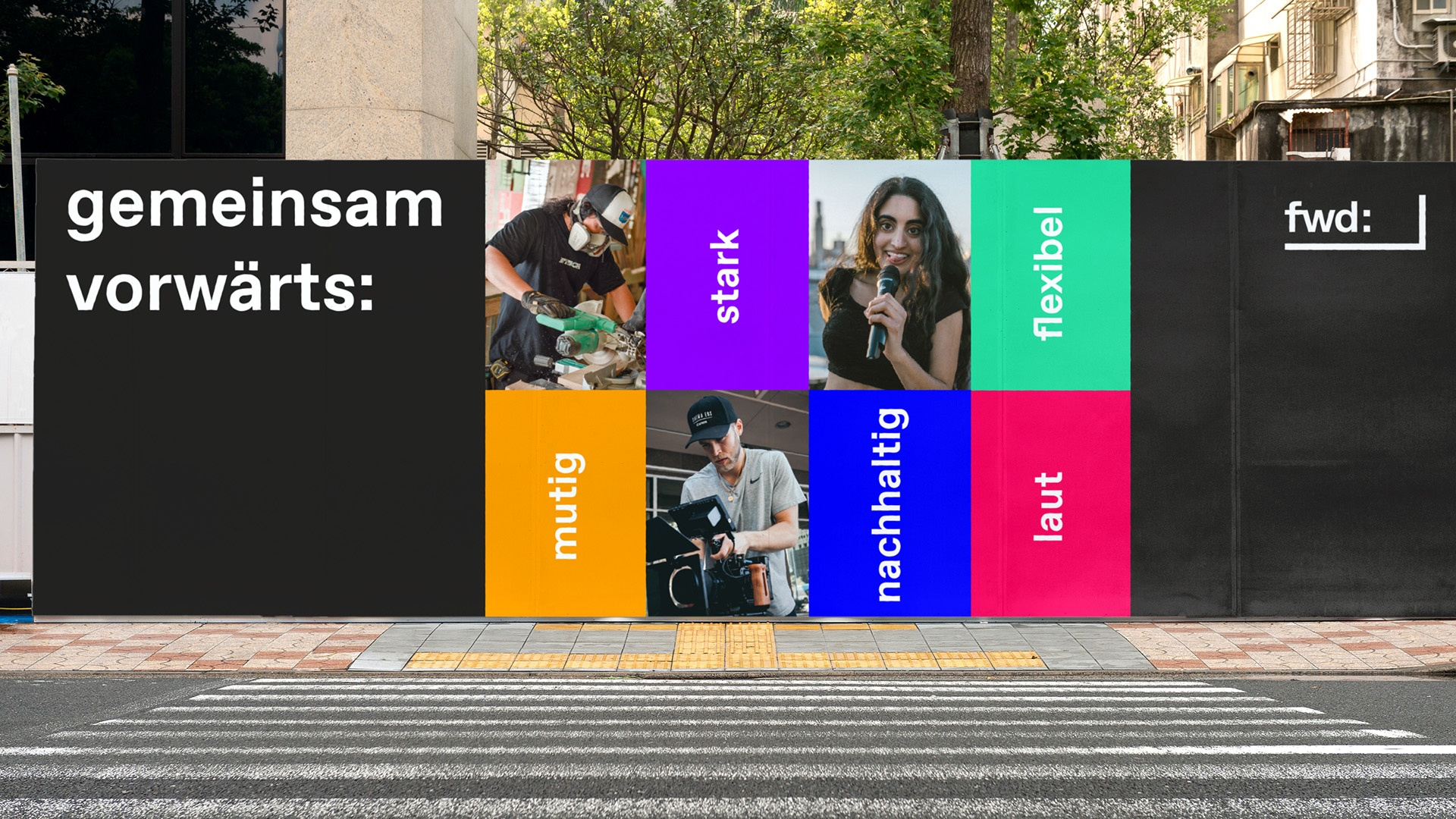 fwd: Bundesvereinigung Veranstaltungswirtschaft Plakatwand