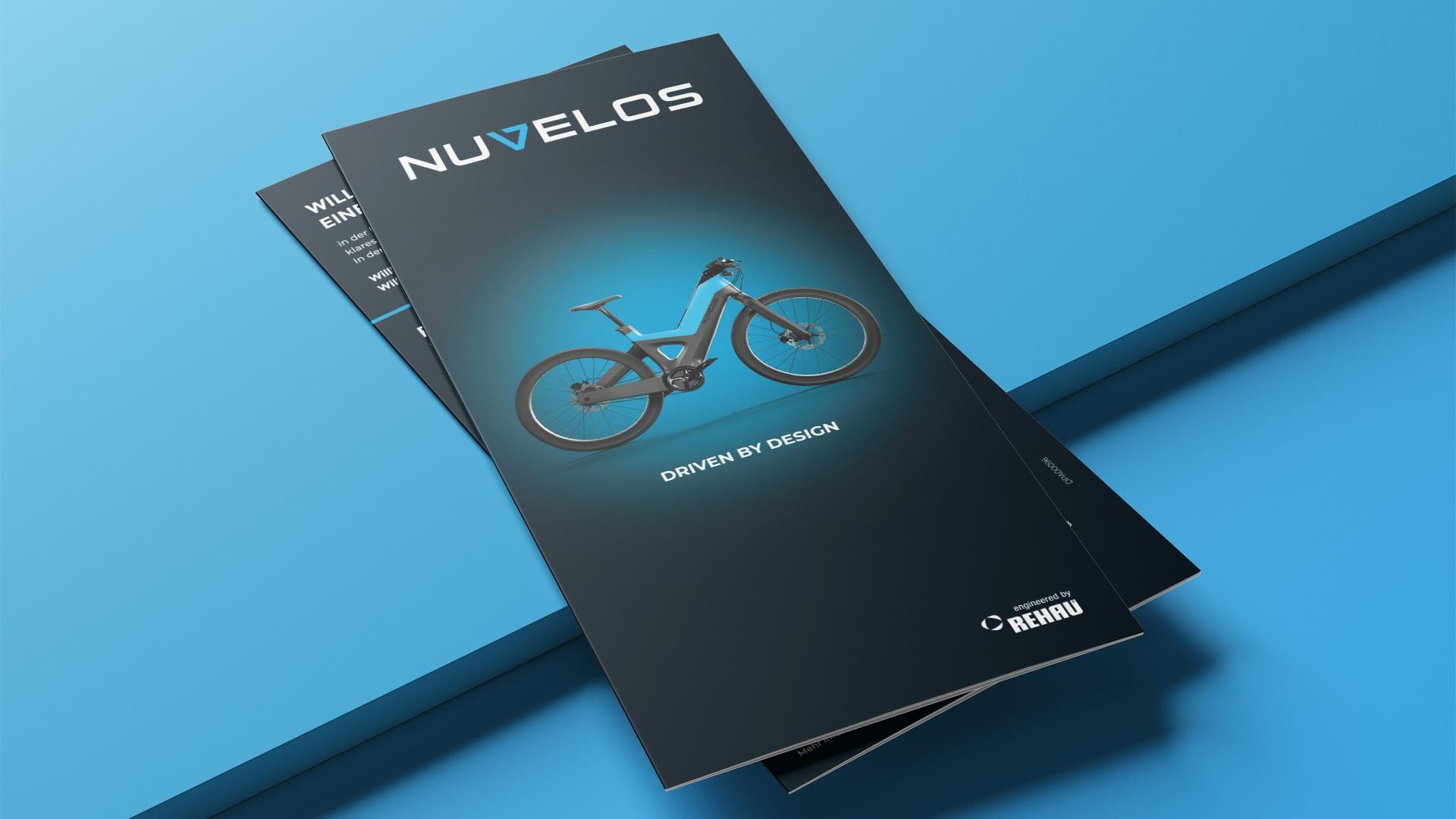 NUVELOS Corporate Design