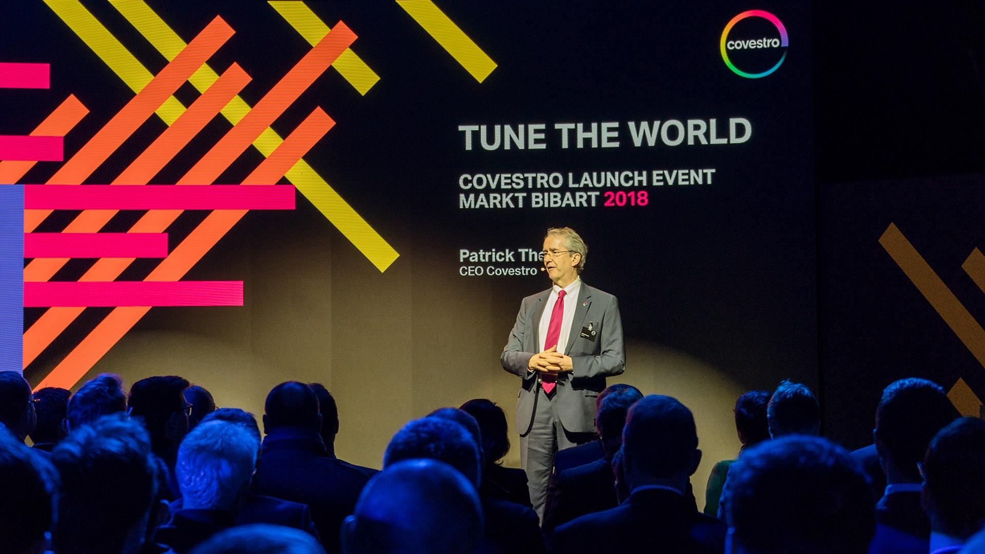 Covestro Launch Event Markt Bibart