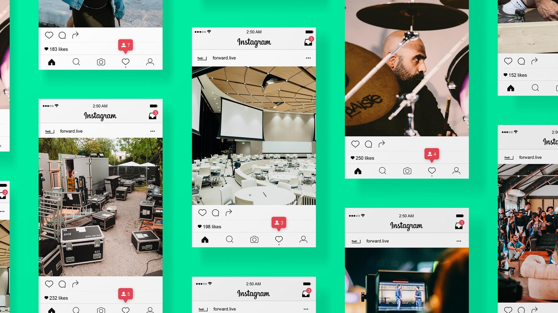fwd: Bundesvereinigung Veranstaltungswirtschaft Social Media