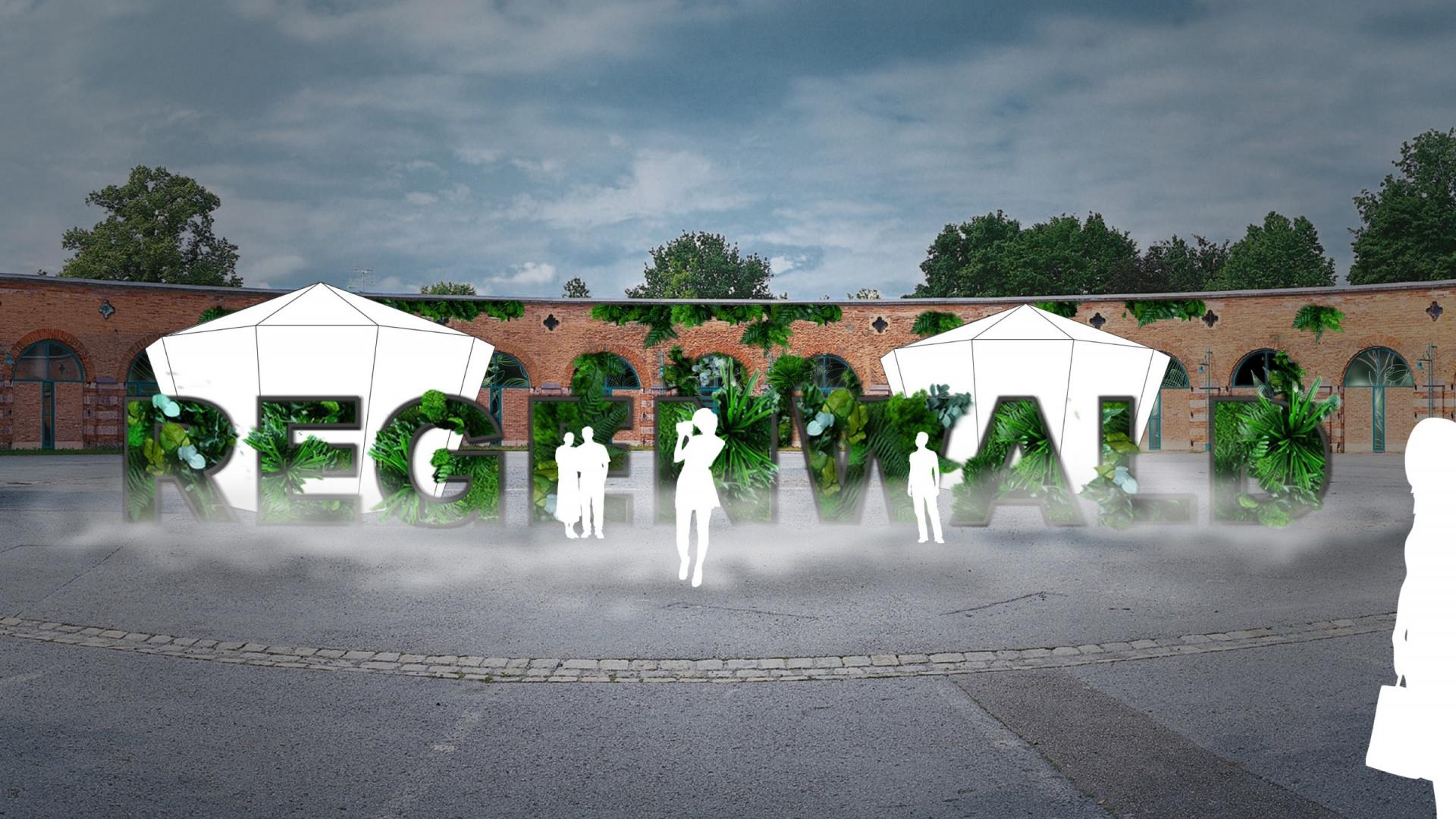 Ausstellungskonzept »Regenwald – eine Weltreise«