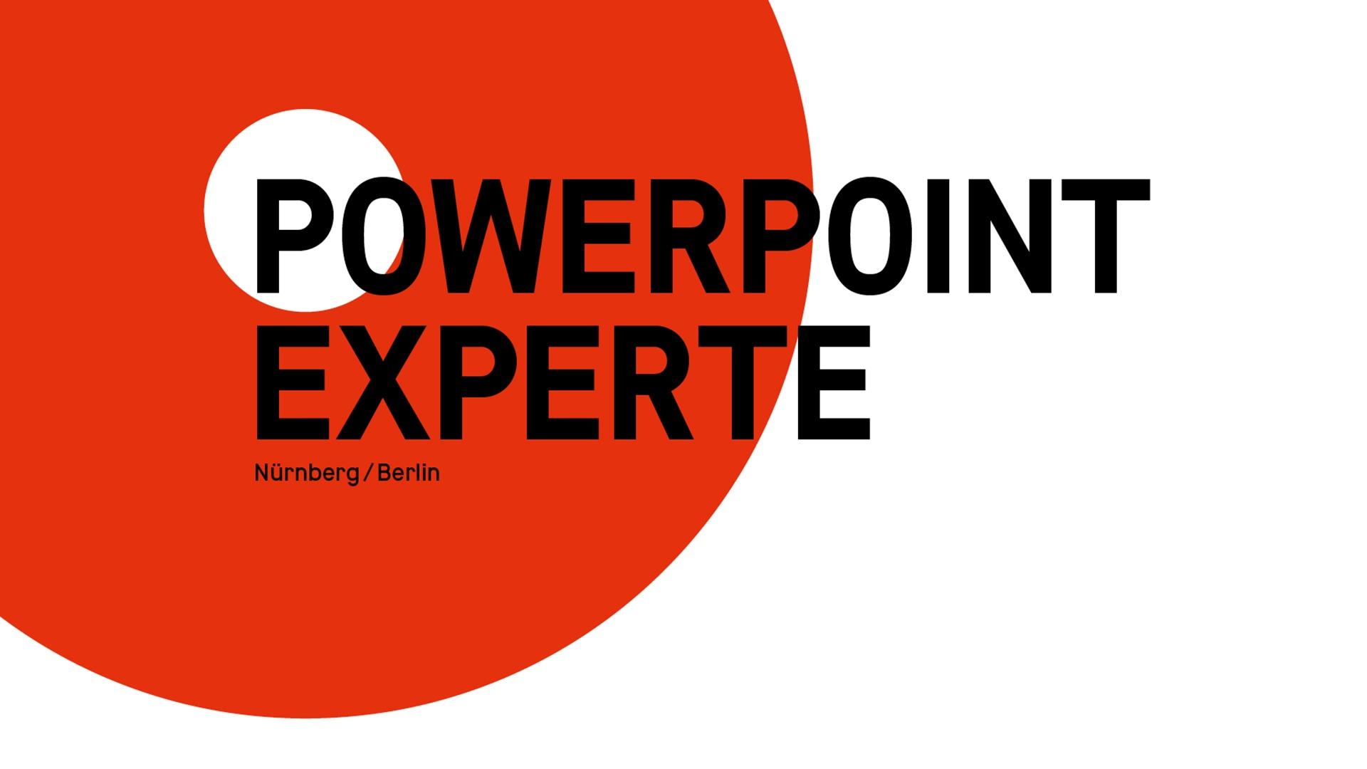 PowerPoint Experte (m/w/d) Festanstellung