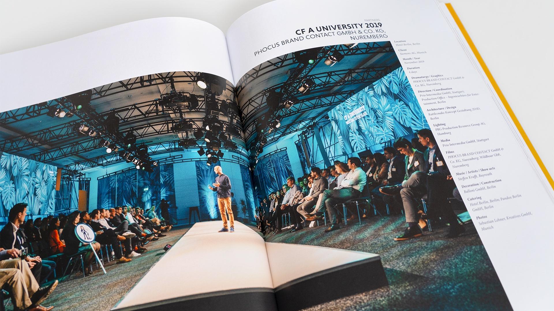 Eventdesign Jahrbuch 2020/2021