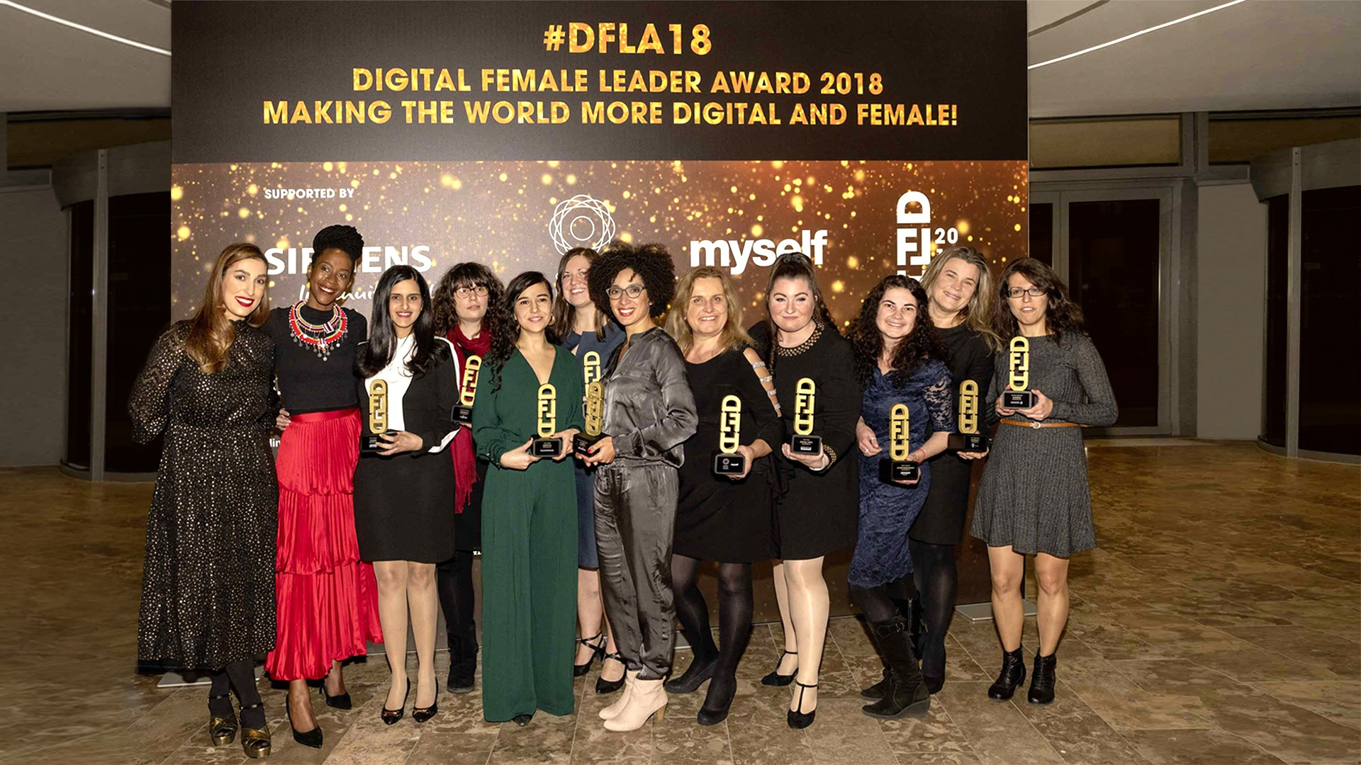 Digital Female Leader Award 2018