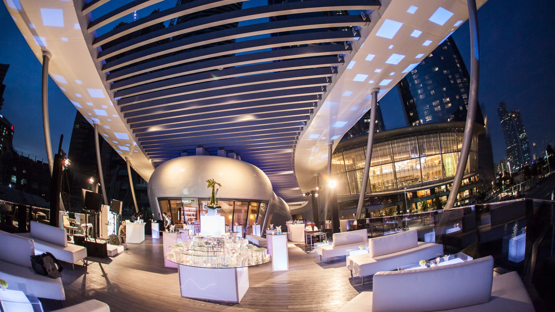 Siemens Directors' Club Konferenz Abu Dhabi