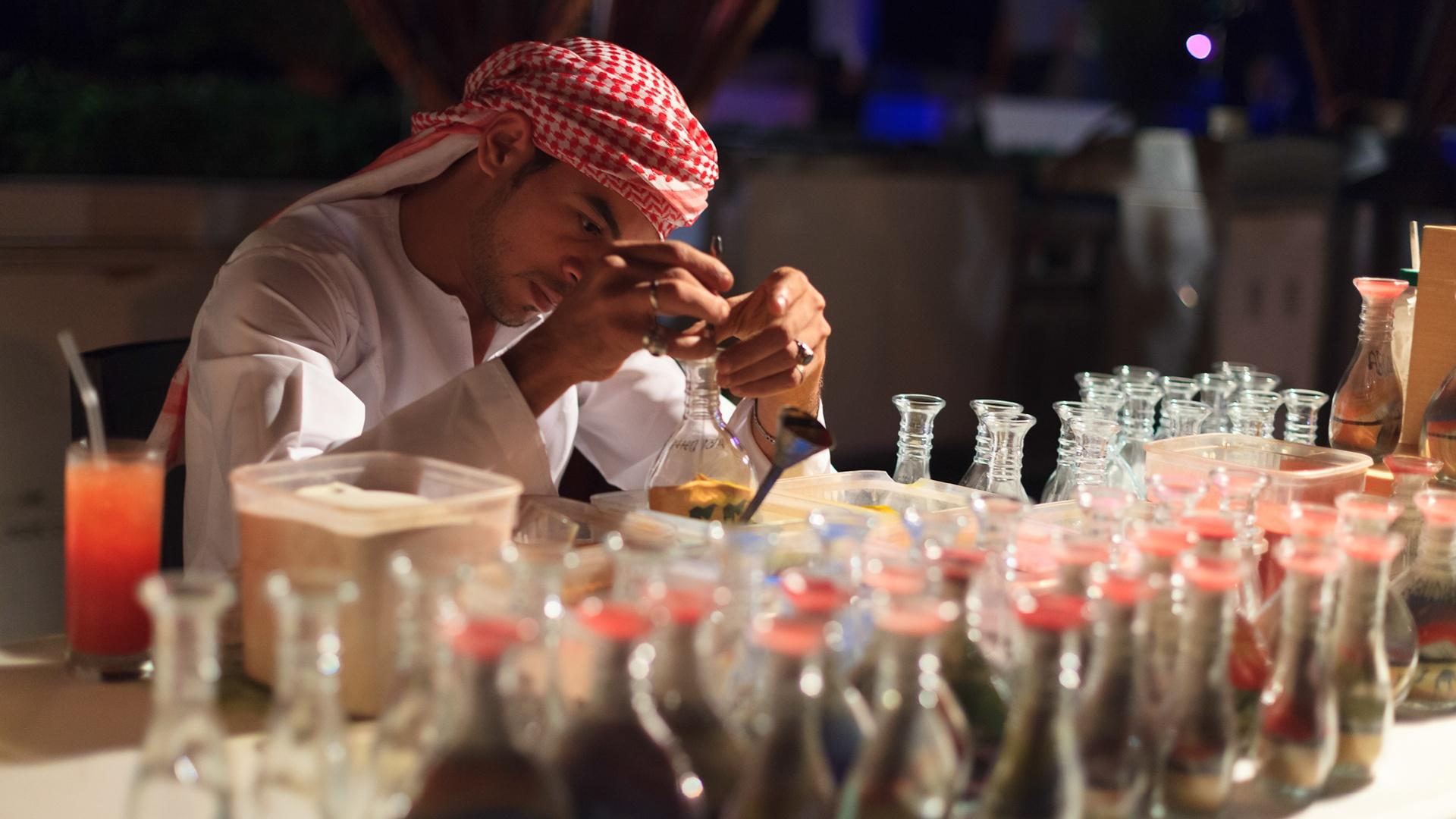 Siemens Directors' Club Kamel Abu Dhabi