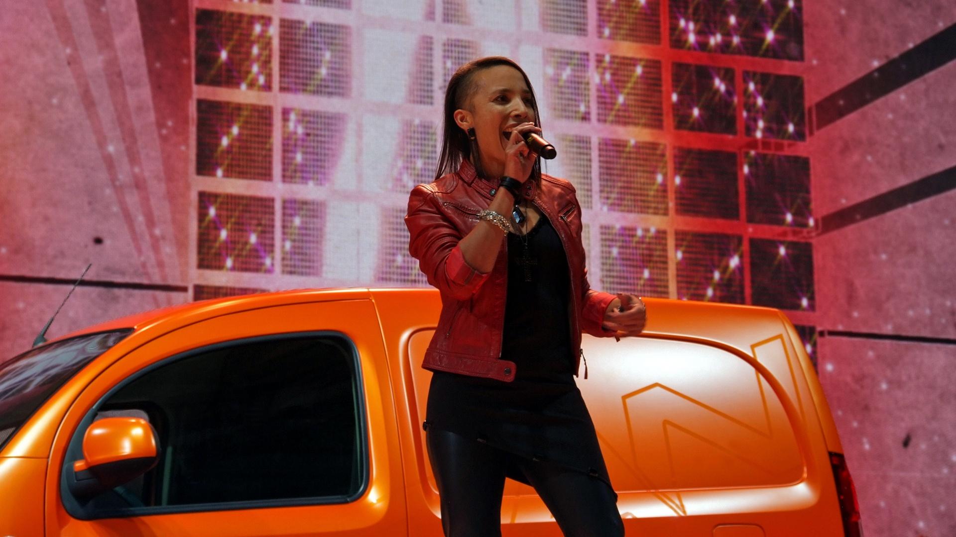 Daimler Citan Live Show Song
