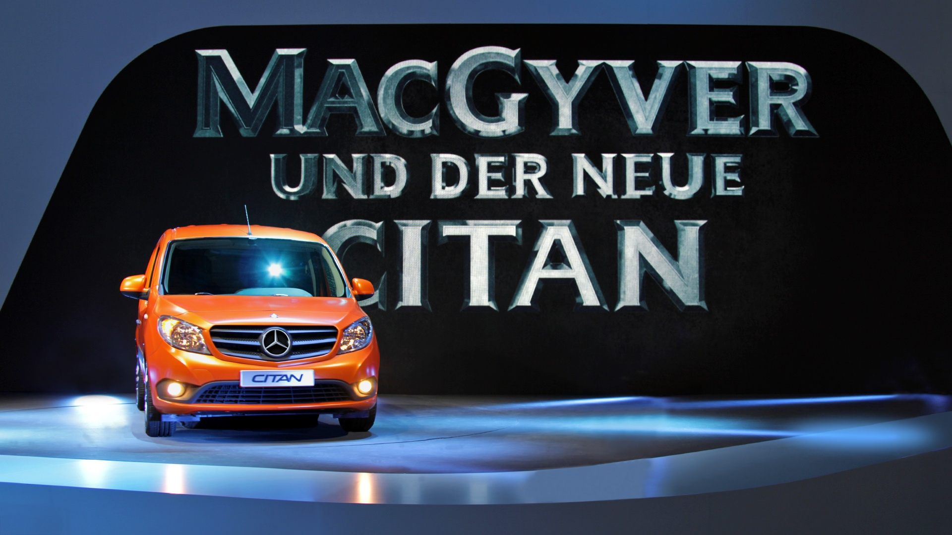 Daimler Citan MacGyver