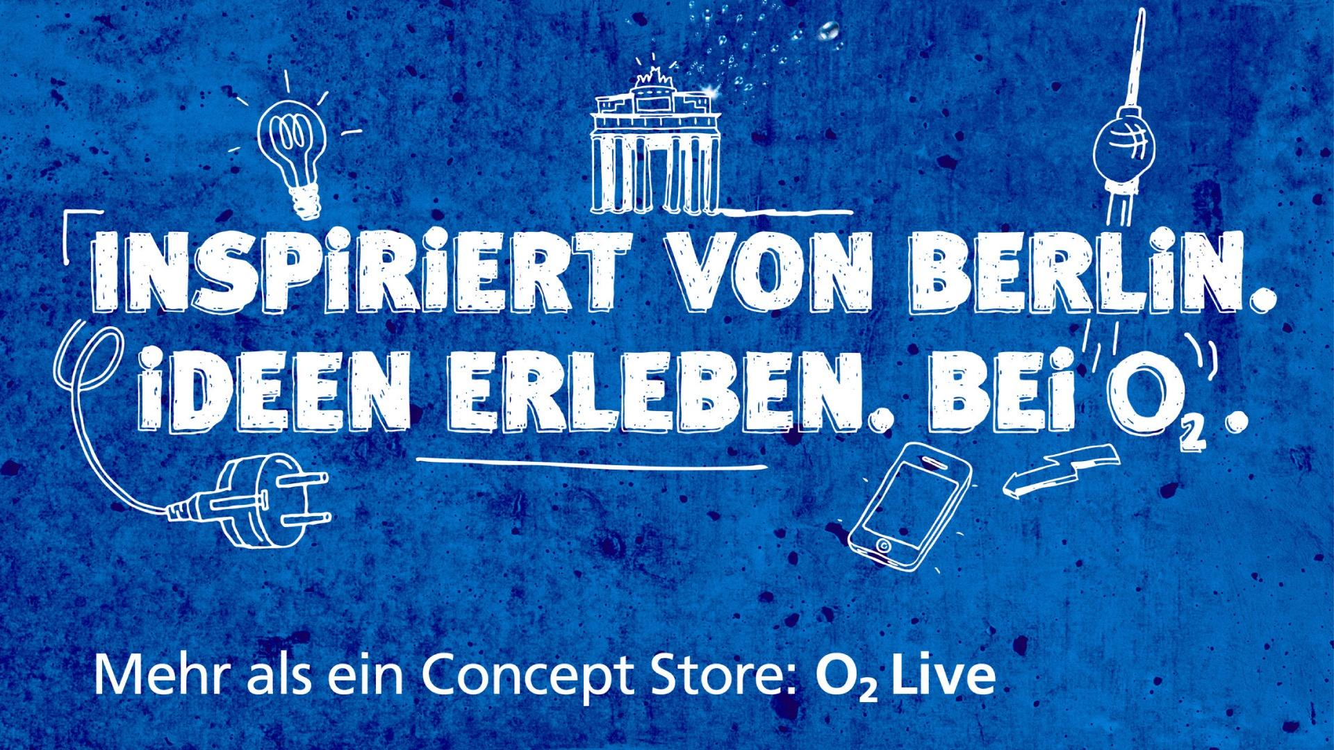 Event Eröffnung o2 Live Concept Store
