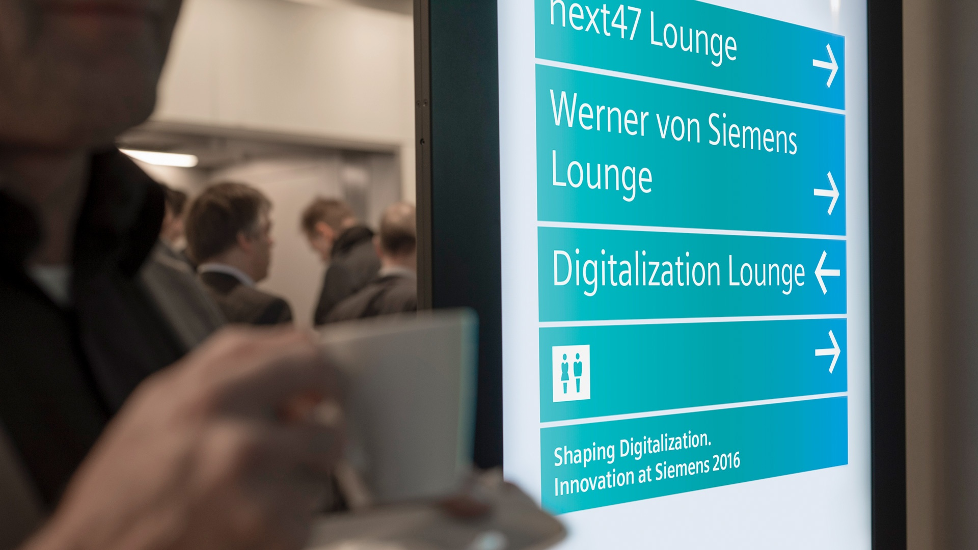 Innovation at Siemens 2016