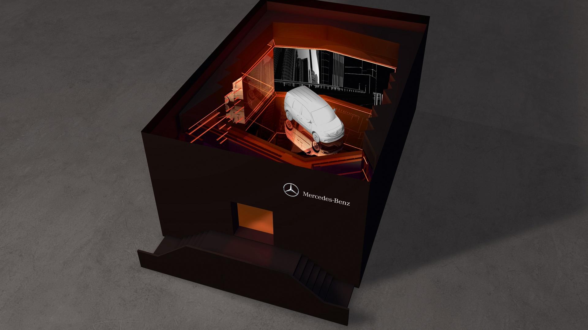 Citan Black Box Messe RAI