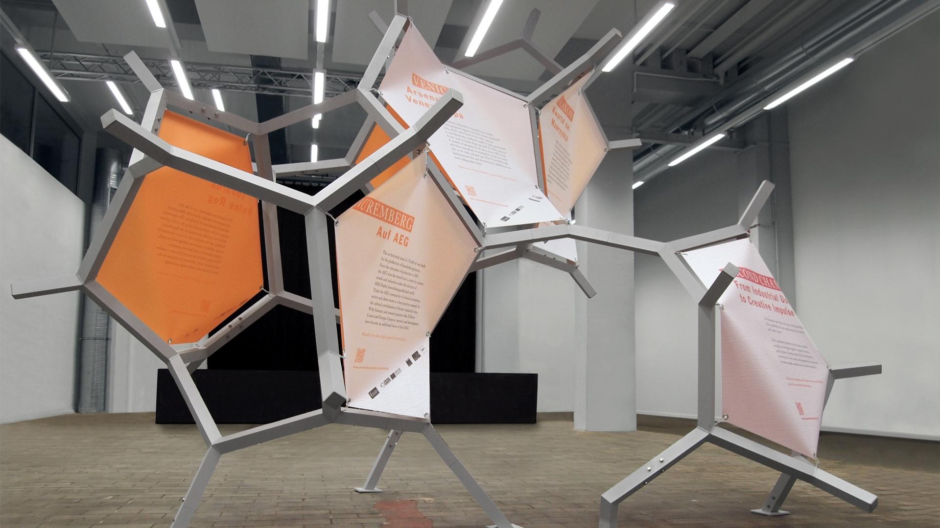 Skulptur Ausstellungsdesign Second Chance