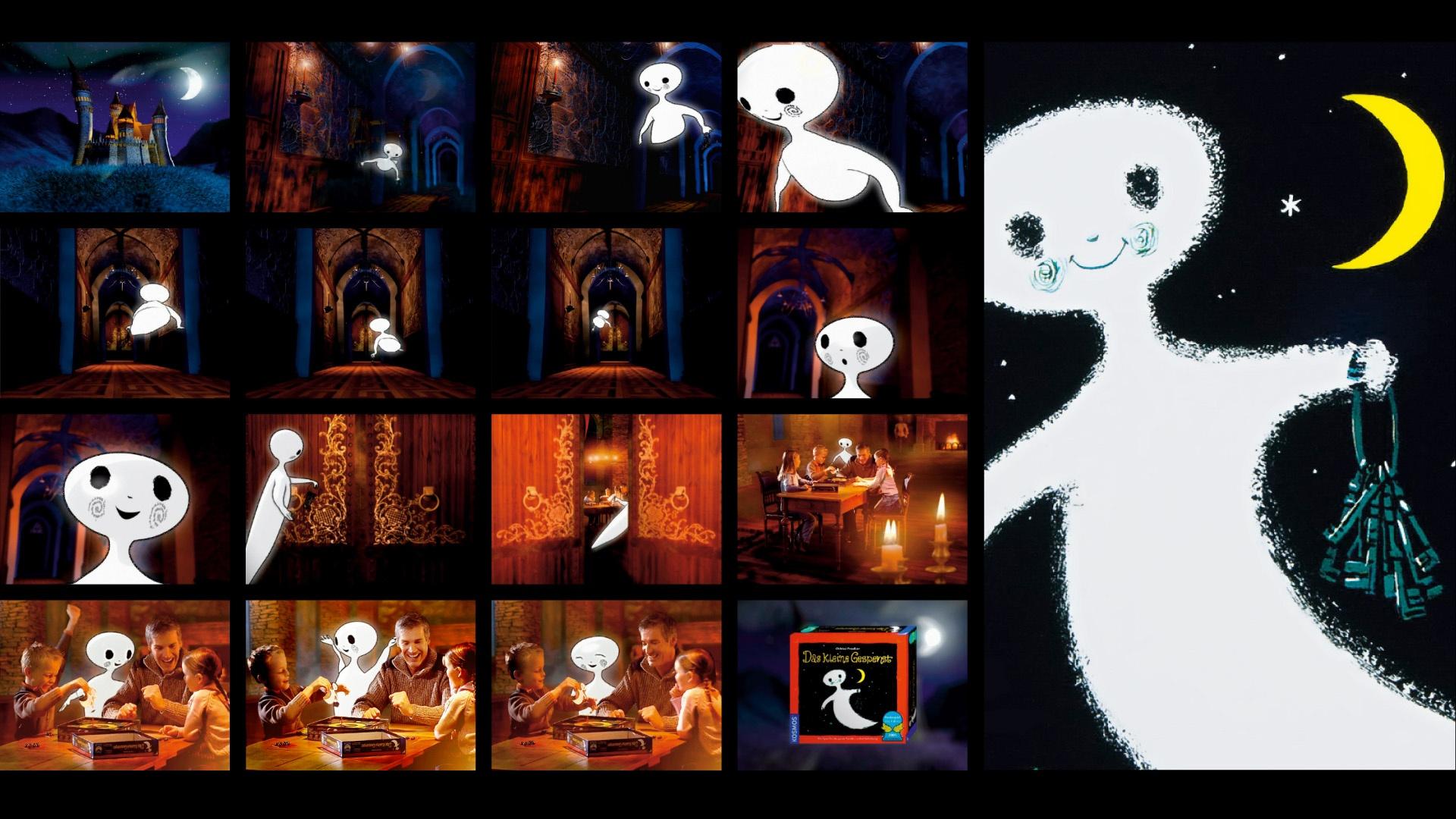 KosmosTV Spot Das kleine Gespenst