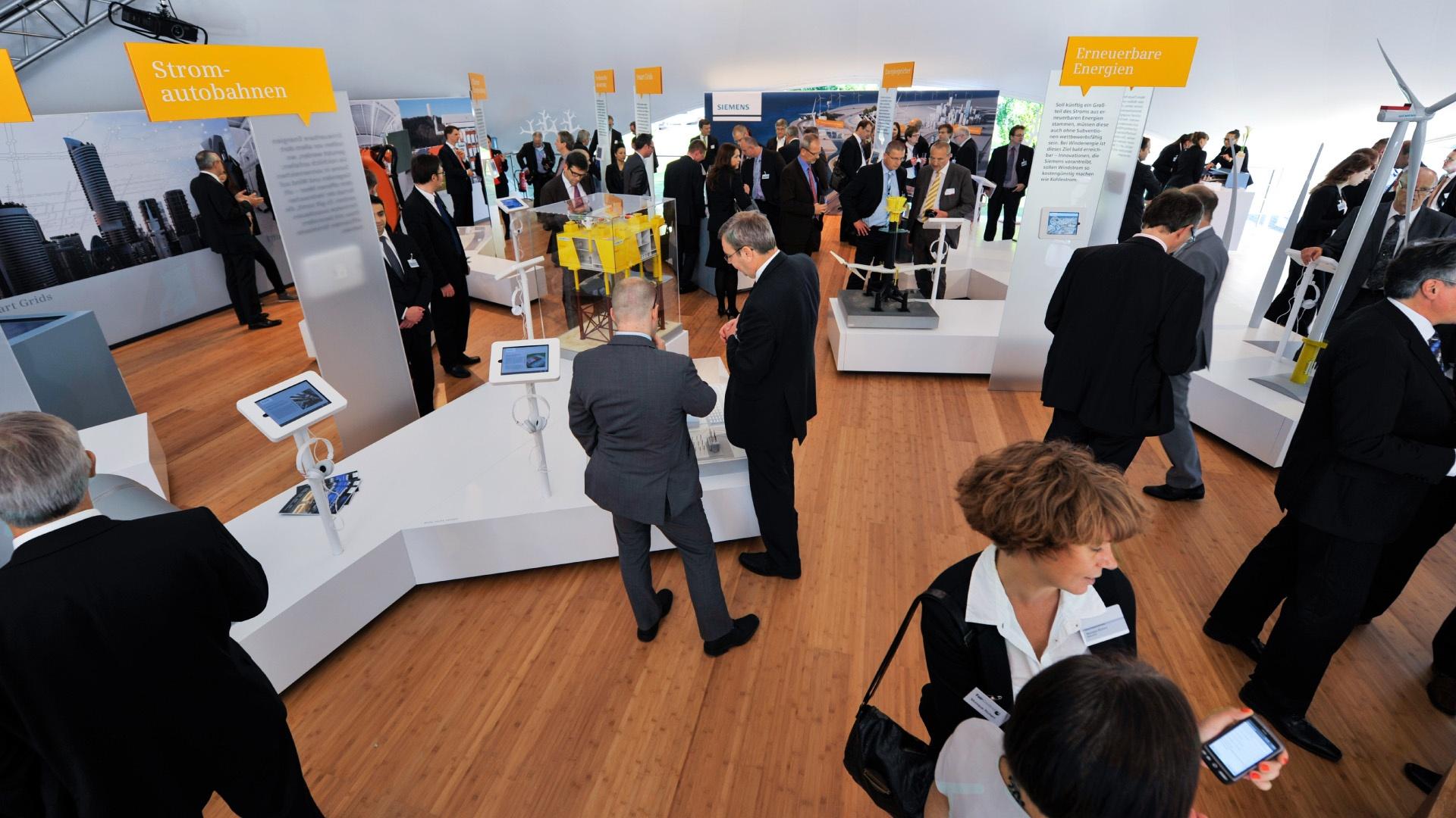 Ausstellung Siemens Energiewende